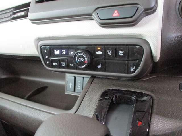 L MC後 元試乗車 ホンダセンシング ギャザズナビ Bカメラ ETC フルセグ DVD再生 CD録音 Bluetooth接続 リア席シートバックルテーブル リア席シェード 追突軽減ブレーキ 新車保証継承(17枚目)