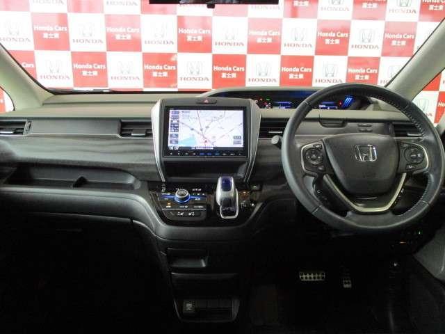 ハイブリッド・EX ギャザズ8インチナビ Bカメラ ETC フルセグ CD録音 Bluetooth LEDライト&フォグランプ 両側電動スライドドア シートヒーター サイドカーテンエアバッグ アルミホイール 禁煙車(15枚目)