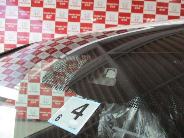 スパーダ・クールスピリット ホンダセンシング 登録済未使用車 ギャザズ9インチナビ リアカメラ ETC フルセグ CD録音 DVD再生 Bluetooth接続 シートヒーター 3ゾーンエアコン LEDヘッドライト 追突軽減ブレーキ 新車保証継承(4枚目)