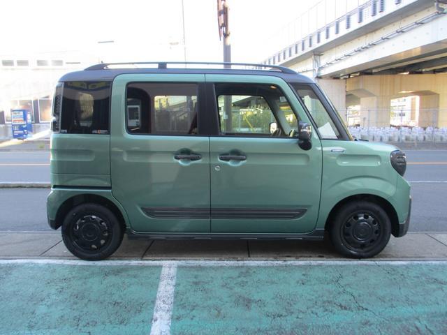 「スズキ」「スペーシアギア」「コンパクトカー」「静岡県」の中古車4