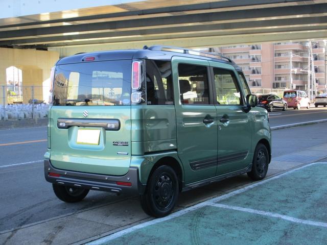 「スズキ」「スペーシアギア」「コンパクトカー」「静岡県」の中古車7