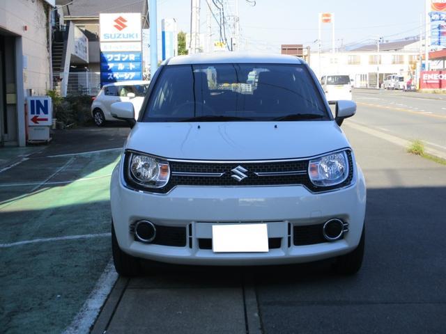 「スズキ」「イグニス」「SUV・クロカン」「静岡県」の中古車2