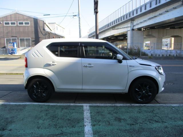 「スズキ」「イグニス」「SUV・クロカン」「静岡県」の中古車4