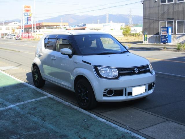 「スズキ」「イグニス」「SUV・クロカン」「静岡県」の中古車5