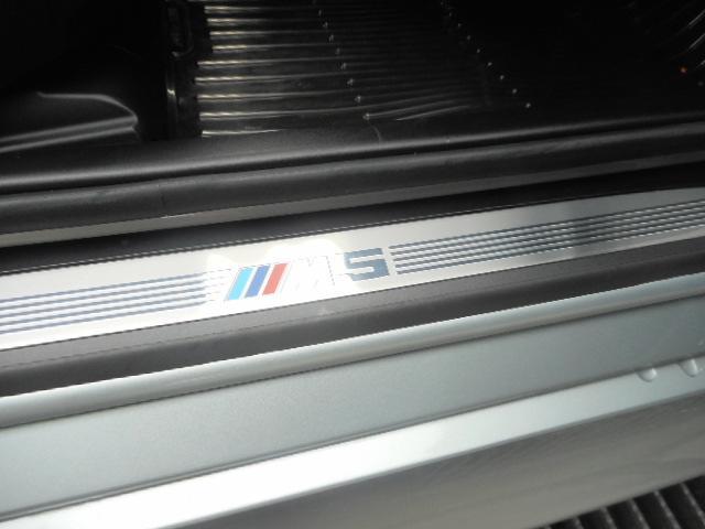 M5 プッシュスタート 禁煙車 BMWディーラー記録簿有り(10枚目)