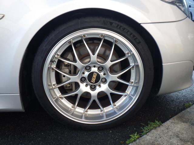 550i Mスポーツパッケージ サンルーフ D車 BBS(3枚目)
