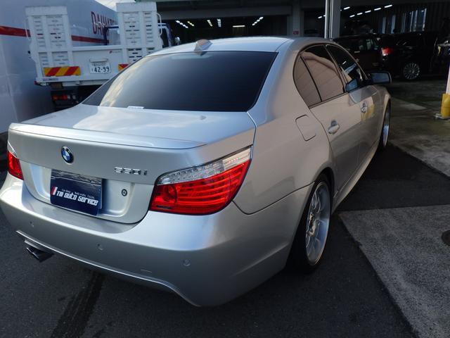 550i Mスポーツパッケージ サンルーフ D車 BBS(9枚目)