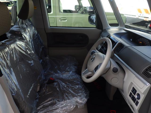 ダイハツ タント XリミテッドSAIII 届け出済未使用車 メーカー保証付き