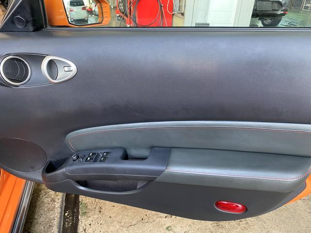 バージョンニスモ レカロシート アドバンレーシング18AW TEIN車高調 アミューズチタンマフラー トップシークレットカーボンボンネット キーレス(11枚目)