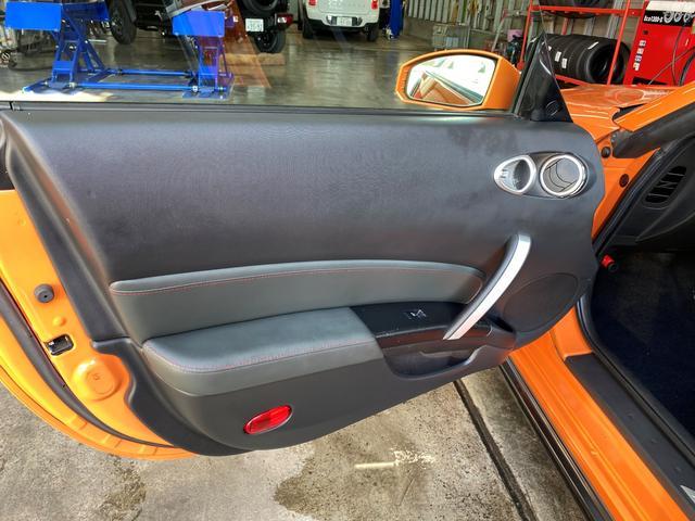 バージョンニスモ レカロシート アドバンレーシング18AW TEIN車高調 アミューズチタンマフラー トップシークレットカーボンボンネット キーレス(26枚目)