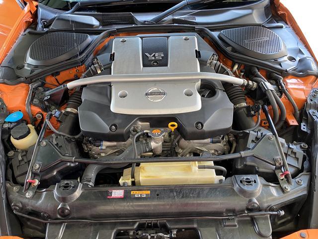 バージョンニスモ レカロシート アドバンレーシング18AW TEIN車高調 アミューズチタンマフラー トップシークレットカーボンボンネット キーレス(27枚目)