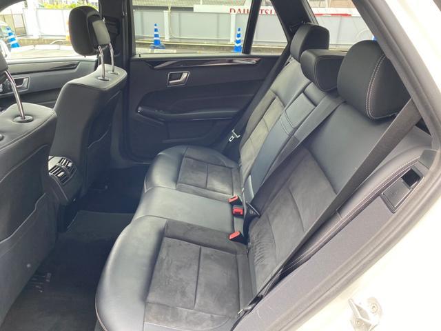 E250 ステーションワゴン アバンギャルド AW ナビ ステーションワゴンAT サンルーフ オーディオ付 バックカメラ クルコン LED AC パワーウィンドウ 電動リアゲート(35枚目)
