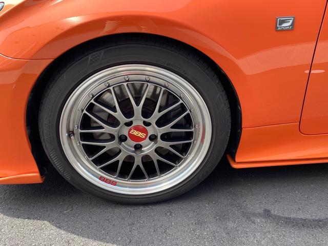 RC350 Fスポーツ BBS19AW 柿本マフラー カーボンリアスポイラー LEXONフロントリップ 3眼LEDライト(5枚目)