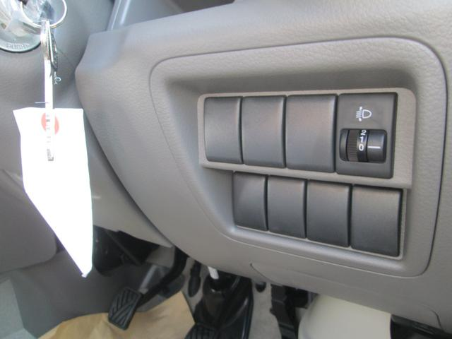 スズキ エブリイ ジョインターボ 5速MT 4WD 登録済未使用車