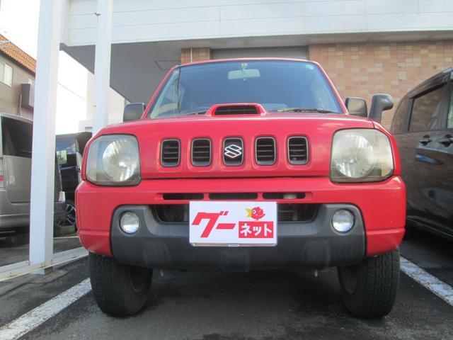 スズキ ジムニー XC 4WDターボ オートマ