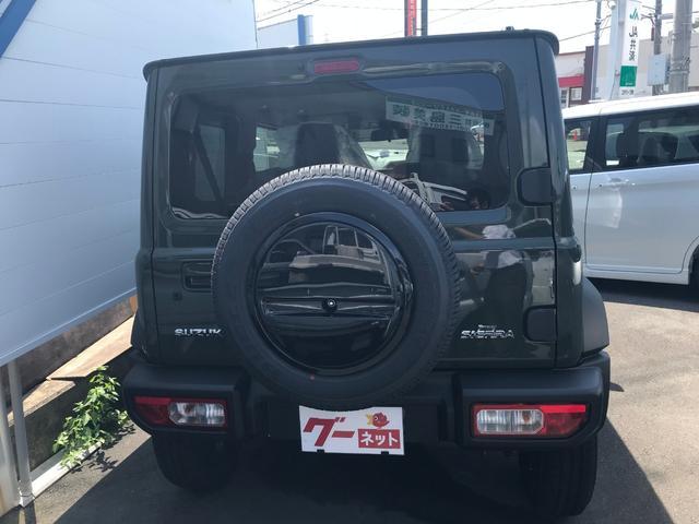 「スズキ」「ジムニーシエラ」「SUV・クロカン」「静岡県」の中古車5