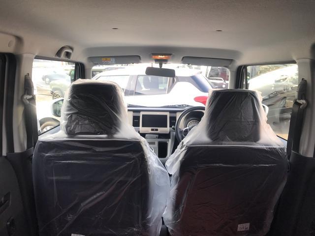 G 届出済未使用車 軽自動車 パールホワイト 5速マニュアル(7枚目)