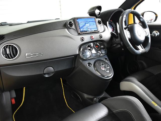 「アバルト」「595」「コンパクトカー」「静岡県」の中古車20