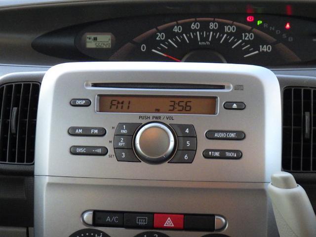 ダイハツ タント X CDチューナー 片側電動スライドドア スマートキー