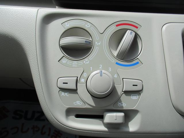 エアコンはエアフィルター付き。