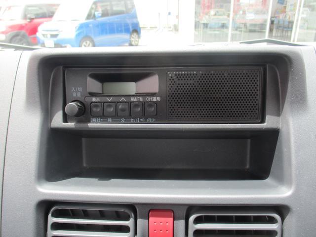 AM/FMラジオ放送聞けます。