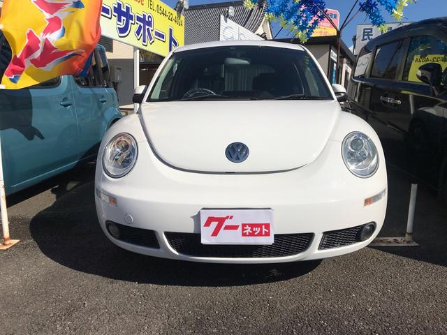 日本車には無い独特なデザインのニュービートル!入庫しました!!