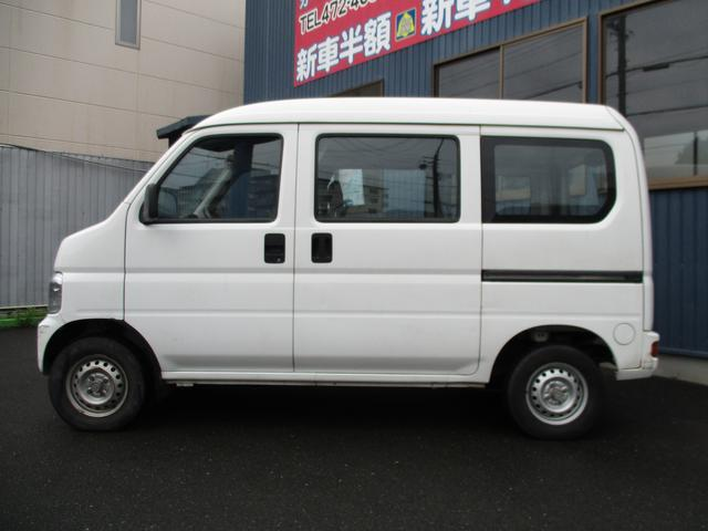 「ホンダ」「アクティバン」「軽自動車」「静岡県」の中古車4