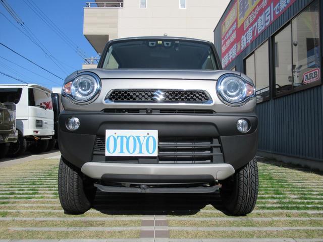Xターボ 4WD 4インチリフトアップ ナビ TV ETC(2枚目)