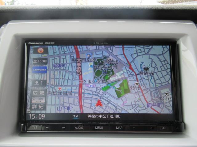 Xターボ 4WD 4インチリフトアップ ナビ TV ETC(18枚目)