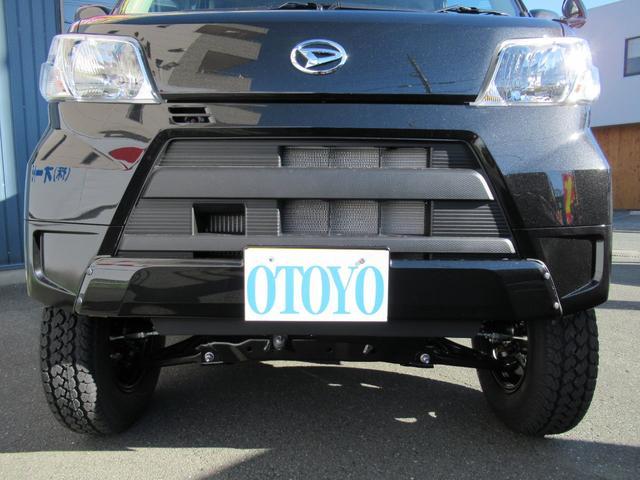 クルーズターボSAIII 3インチリフトアップ 4WD AT(7枚目)