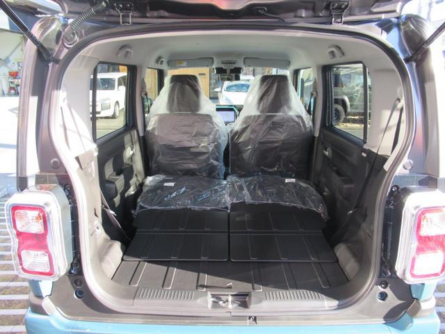 ハイブリッドXターボ 4インチリフトアップ 4WD 全方位モニター付メモリーナビゲーション装着車 新車 構造変更(17枚目)