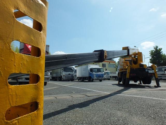 三菱ふそう キャンター アイチ11.9m一般用高所作業車