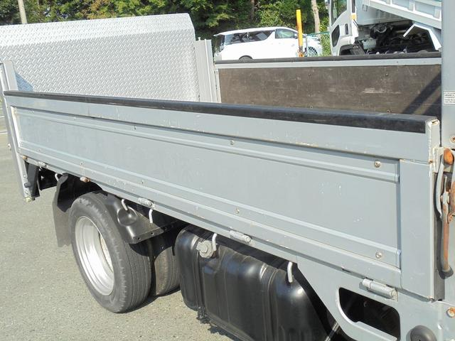 日産 アトラストラック 平ボデー垂直パワーゲート600kg