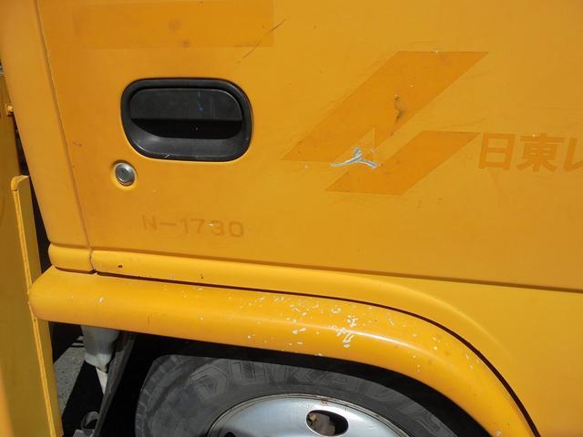 いすゞ エルフトラック アイチ11.9m高所作業車