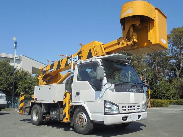 アイチ12.6m高所作業車(2枚目)