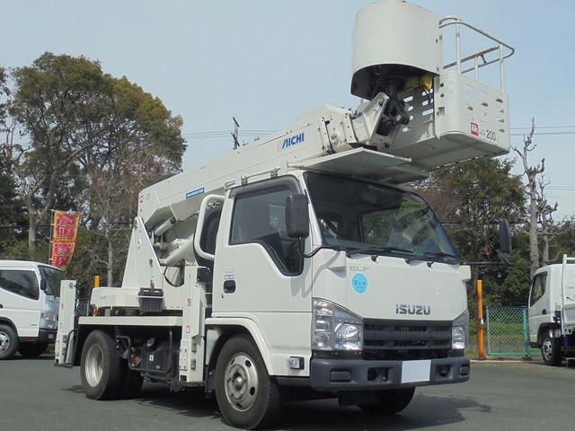 アイチ11.9m高所作業車(2枚目)