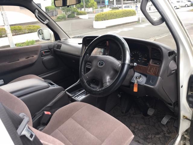 「トヨタ」「ハイエース」「ミニバン・ワンボックス」「静岡県」の中古車10