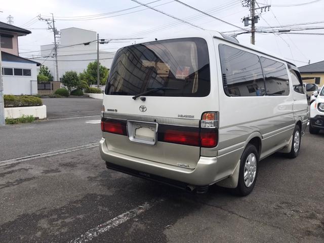 「トヨタ」「ハイエース」「ミニバン・ワンボックス」「静岡県」の中古車29