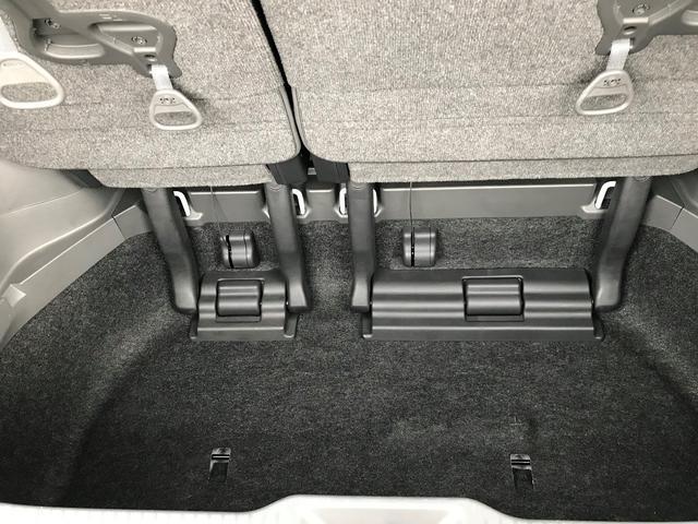 トランク広々