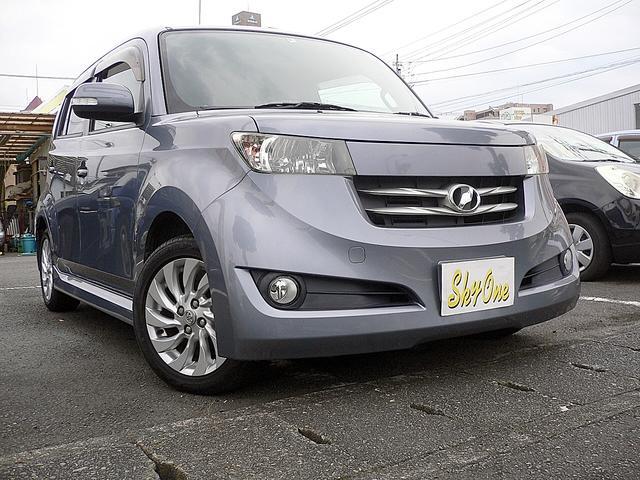 「トヨタ」「bB」「ミニバン・ワンボックス」「静岡県」の中古車3