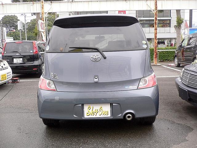 「トヨタ」「bB」「ミニバン・ワンボックス」「静岡県」の中古車9
