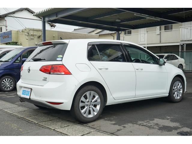 「フォルクスワーゲン」「VW ゴルフ」「コンパクトカー」「静岡県」の中古車6