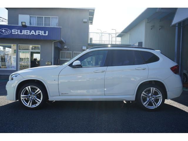 「BMW」「BMW X1」「SUV・クロカン」「静岡県」の中古車4