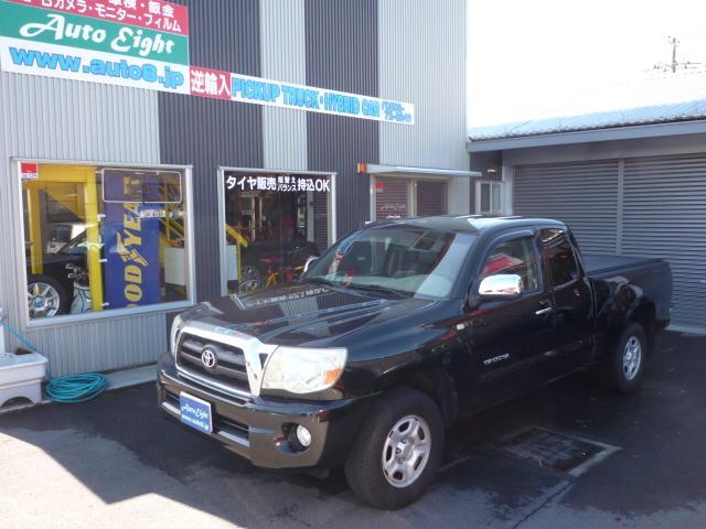 米国トヨタ タコマ アクセスキャブ SR5