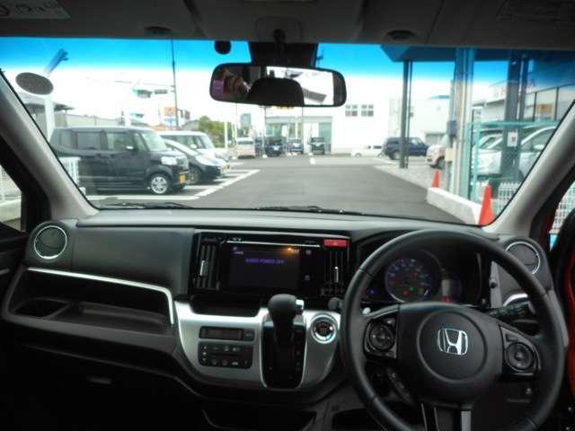 「ホンダ」「N-WGNカスタム」「コンパクトカー」「静岡県」の中古車2