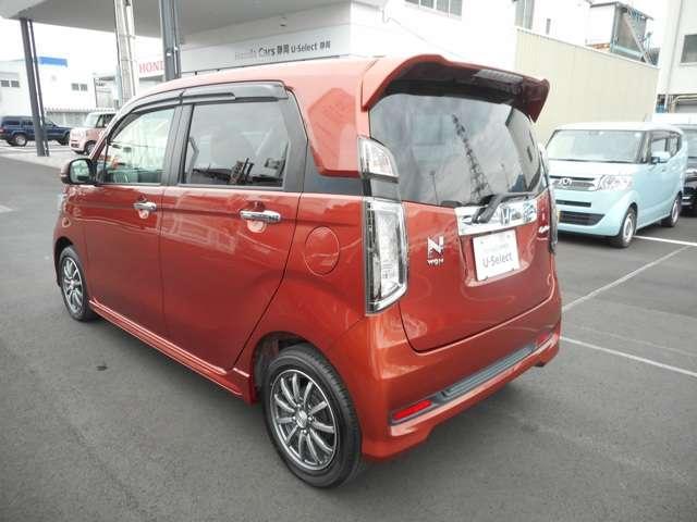 「ホンダ」「N-WGNカスタム」「コンパクトカー」「静岡県」の中古車16