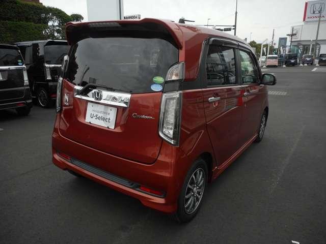 「ホンダ」「N-WGNカスタム」「コンパクトカー」「静岡県」の中古車18