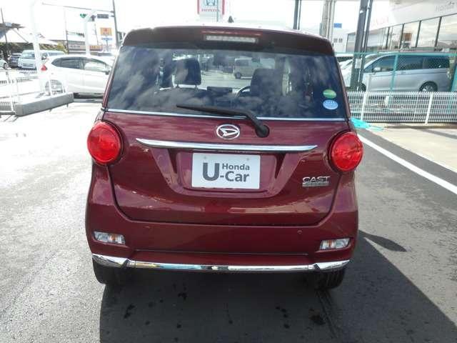 「ダイハツ」「キャスト」「コンパクトカー」「静岡県」の中古車8