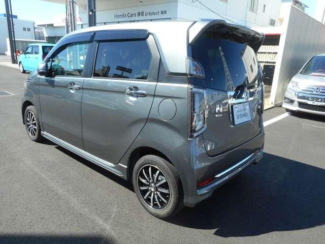 「ホンダ」「N-WGNカスタム」「コンパクトカー」「静岡県」の中古車4