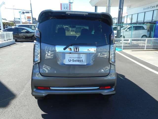 「ホンダ」「N-WGNカスタム」「コンパクトカー」「静岡県」の中古車5